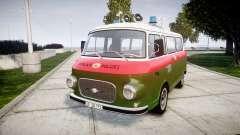 Barkas B1000 1961 Police