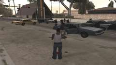 Color Mod para GTA San Andreas
