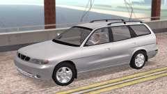 Daewoo Nubira eu Vagão CDX-NOS de 1999