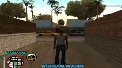 C-HUD Russian Mafia