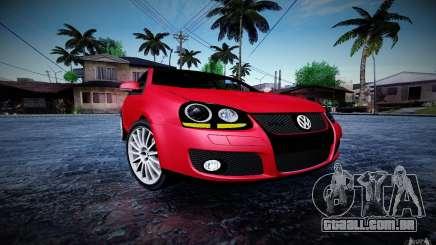 Volkswagen Bora GLI 2010 para GTA San Andreas
