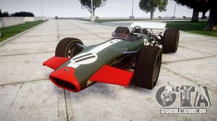 Lotus Type 49 1967 [RIV] PJ11-12 para GTA 4