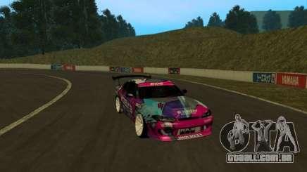 Nissan Silvia S15 EXEDY para GTA San Andreas