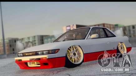 Nissan Silvia S13 Camber Style para GTA San Andreas