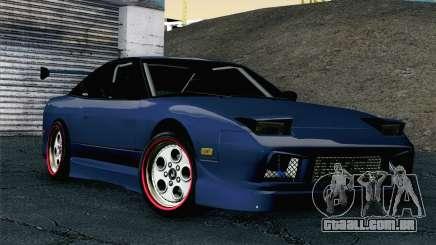 Nissan 180SX EasyStreet para GTA San Andreas