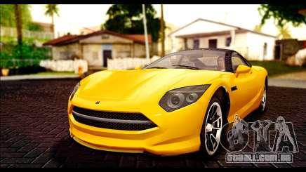 GTA 5 Hijak Khamelion para GTA San Andreas