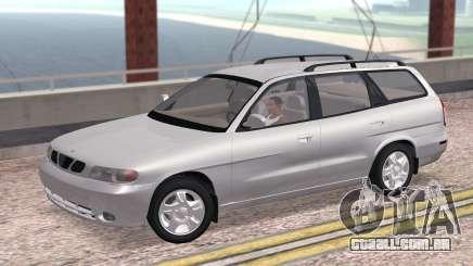 Daewoo Nubira eu Vagão CDX-NOS de 1999 para GTA San Andreas