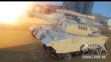 GTA V Rhino V2 para GTA San Andreas