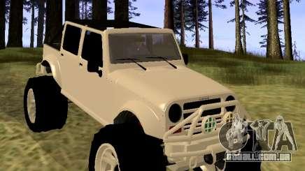 GTA 5 Mesa MerryWeather version para GTA San Andreas