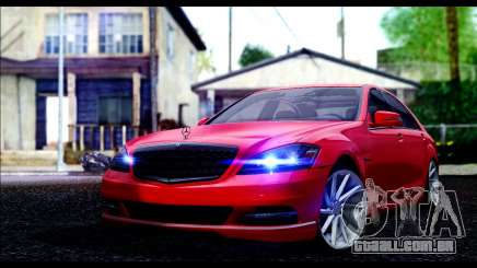 Mercedes-Benz S70 W221 para GTA San Andreas