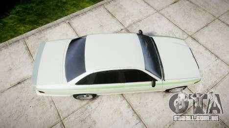 GTA V Vapid Stanier v3.0 para GTA 4 vista direita