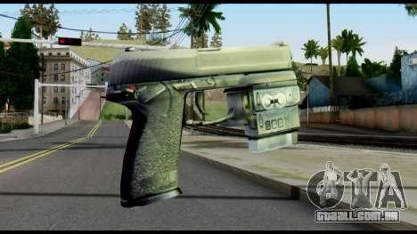 Socom from Metal Gear Solid para GTA San Andreas segunda tela