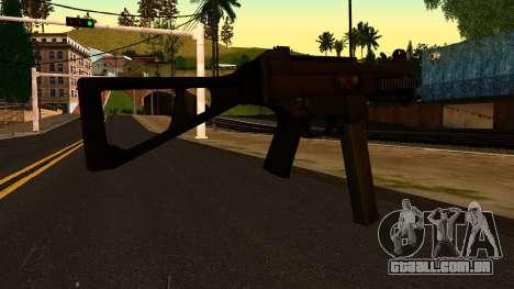 UMP45 from Battlefield 4 v1 para GTA San Andreas segunda tela