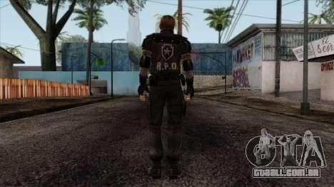Resident Evil Skin 7 para GTA San Andreas segunda tela