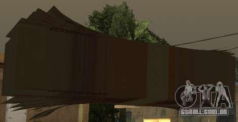5000 rublos para GTA San Andreas quinto tela