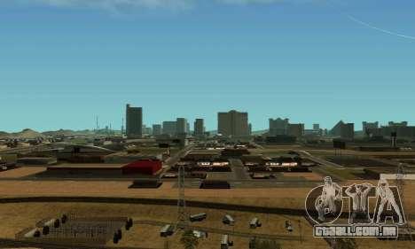 ENBSeries v6 By phpa para GTA San Andreas décima primeira imagem de tela