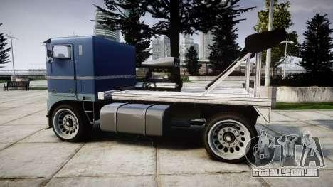 MTL Packer Hooning para GTA 4 esquerda vista