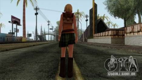 Resident Evil Skin 1 para GTA San Andreas segunda tela