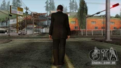 GTA 4 Skin 19 para GTA San Andreas segunda tela