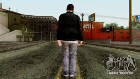 GTA 4 Skin 46 para GTA San Andreas segunda tela