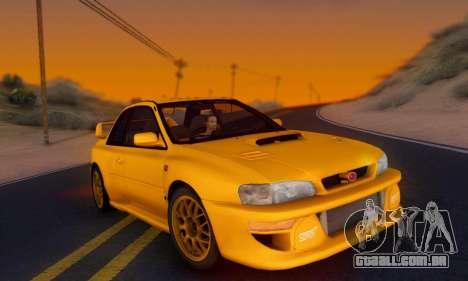 Subaru Impreza 22B STI (KATIL) para GTA San Andreas