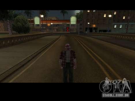 Skin Changer para GTA San Andreas segunda tela