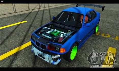 BMW e36 Drift Edition Final Version para GTA San Andreas