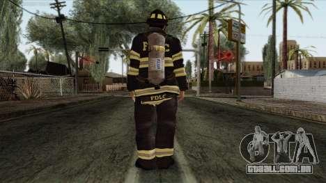 GTA 4 Skin 45 para GTA San Andreas segunda tela