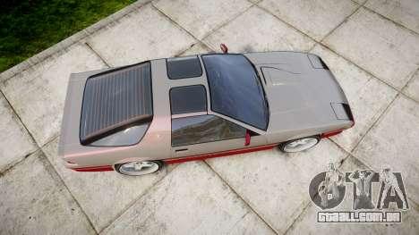 Imponte Ruiner GT para GTA 4 vista direita