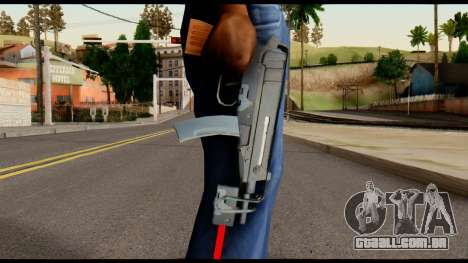 Scorpion from Metal Gear Solid para GTA San Andreas terceira tela