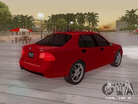 Saab 95 para o motor de GTA San Andreas