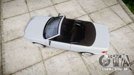 Audi 80 Cabrio euro tail lights para GTA 4