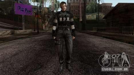 Resident Evil Skin 7 para GTA San Andreas