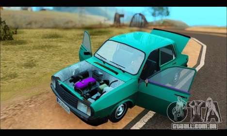 Dacia 1310 DOX para GTA San Andreas vista direita