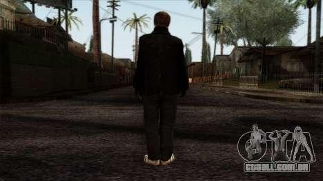 GTA 4 Skin 24 para GTA San Andreas segunda tela