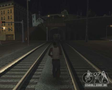Colormod High Color para GTA San Andreas sétima tela