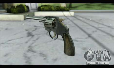 Colt Offical Police para GTA San Andreas terceira tela