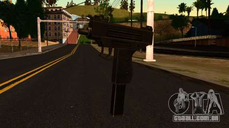 Micro SMG from GTA 4 para GTA San Andreas