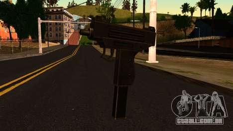 Micro SMG from GTA 4 para GTA San Andreas