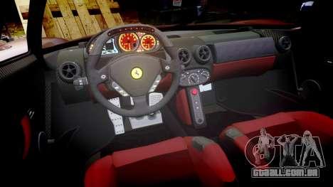 Ferrari Enzo 2002 [EPM] para GTA 4 vista lateral