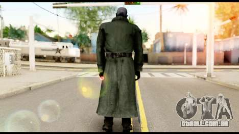 Resident Evil Skin 12 para GTA San Andreas segunda tela