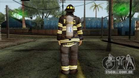 GTA 4 Skin 38 para GTA San Andreas segunda tela