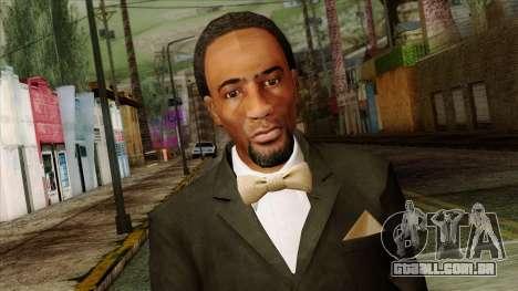 GTA 4 Skin 51 para GTA San Andreas terceira tela