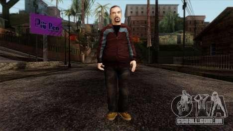 GTA 4 Skin 63 para GTA San Andreas