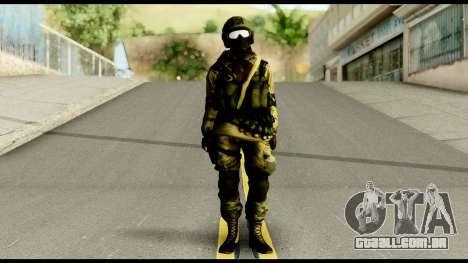 Attack Plane from Battlefield 4 para GTA San Andreas