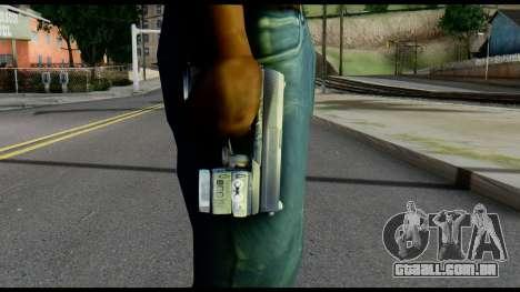 Socom from Metal Gear Solid para GTA San Andreas terceira tela