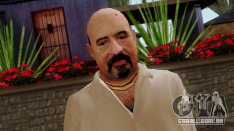 GTA 4 Skin 83 para GTA San Andreas terceira tela