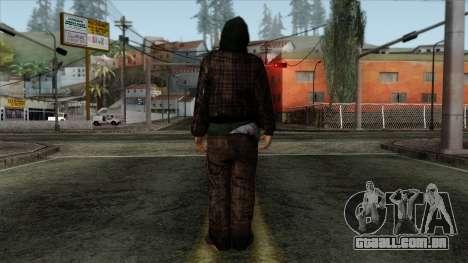 GTA 4 Skin 84 para GTA San Andreas segunda tela