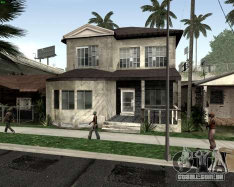 RealColorMod v2.1 para GTA San Andreas terceira tela