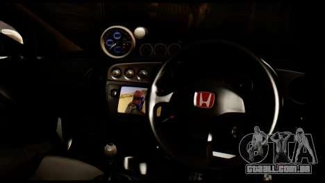 Honda Integra 2002 para GTA San Andreas